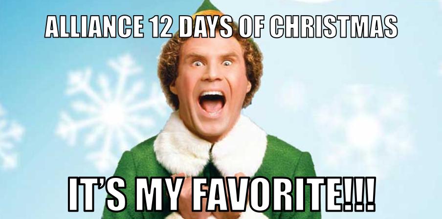 12 Days Of Christmas 2016 Elf Meme.png