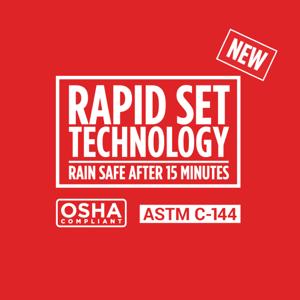 8 Rapid Set Technology