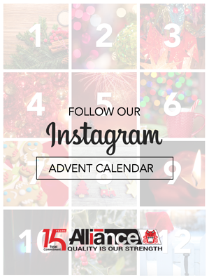 Alliance Gator IG Advent Calendar